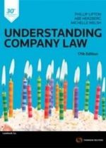 Understanding Company Law  : 17th Edition - Phillip Lipton