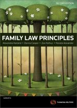 Family Law Principles  : 2nd Edition - Alexandra Harland