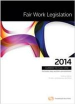 Fair Work Legislation 2014 - Thomson Reuters