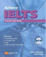 Achieve IELTS Practice Test Book - Anthea Bazin