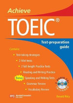 Achieve TOEIC : Test Preparation Guide - Renald Rilcy