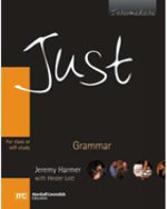 Just Grammar Intermediate : For Class or Self-study - Carol Lethaby