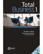 Total Business Pre-Intermediate Student Book - Rolf Cook