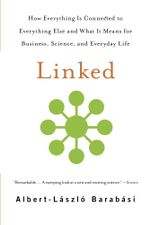 Linked : The New Science Of Networks Science Of Networks - Albert-laszlo Barabasi