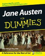 Jane Austen For Dummies : For Dummies - Joan Elizabeth Klingel Ray