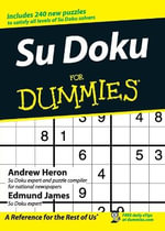 Su Doku For Dummies - Andrew Heron