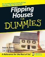 Flipping Houses For Dummies - Ralph R. Roberts