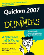 Quicken 2007 For Dummies - Stephen L. Nelson