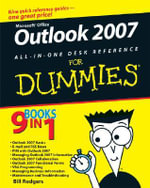 Outlook 2007 All-In-One Desk Reference For Dummies : For Dummies (Lifestyles Paperback) - Jennifer Fulton