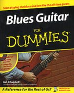 Blues Guitar For Dummies With CDROM - Jon Chappell