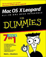 Mac OS X Leopard All-In-One Desk Reference For Dummies - Mark L. Chambers