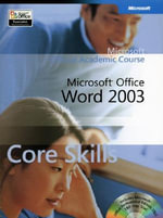 Microsoft Official Academic Course : Microsoft Official Academic Course - Microsoft