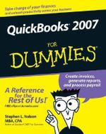QuickBooks 2007 For Dummies - Stephen L. Nelson