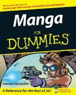 Manga For Dummies - Kensuke Okabayashi