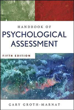Handbook of Psychological Assessment - Gary Groth-Marnat