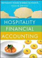 Hospitality Financial Accounting - Jerry J. Weygandt