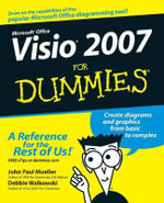 Visio 2007 For Dummies - John Paul Mueller