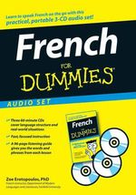 French For Dummies Audio Set : For Dummies (Lifestyles Paperback) - Zoe Erotopoulos