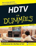 HDTV For Dummies, 2nd Edition : For Dummies (Lifestyles Paperback) - Danny Briere