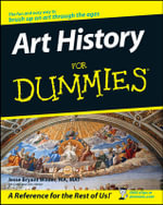 Art History For Dummies - Jesse Bryant Wilder