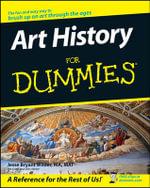 Art History For Dummies - Jesse Bryant Wilder