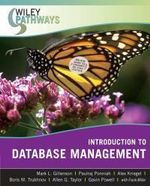 Introduction to Database Management : Wiley Pathways - Mark L. Gillenson