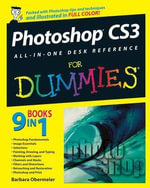 Photoshop CS3 All-In-One Desk Reference For Dummies : For Dummies (Lifestyles Paperback) - Barbara Obermeier