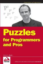 Puzzles for Programmers and Pros - Dennis E. Shasha