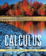 Calculus : Multivariable - William G. McCallum
