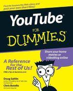 YouTube For Dummies : For Dummies (Lifestyles Paperback) - Doug Sahlin