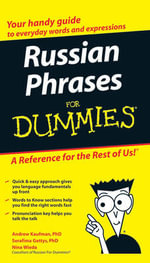 Russian Phrases For Dummies - Andrew Kaufman
