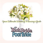 Rich Bride Poor Bride : Your Ultimate Wedding Planning Guide - Sean Buckley