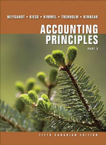 Accounting Principles : Part 3 - Jerry J. Weygandt