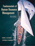 Fundamentals of Human Resource Management : The New World of Business - David A. DeCenzo