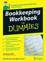 Bookkeeping Workbook For Dummies : For Dummies - Lita Epstein