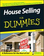 House Selling For Dummies, 3rd Edition : For Dummies - Eric Tyson