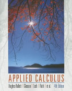 Applied Calculus : Multivariable - Deborah Hughes-Hallett