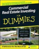 Commercial Real Estate Investing For Dummies - Peter Conti