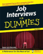 Job Interviews For Dummies, 3rd Edition - Joyce Lain Kennedy
