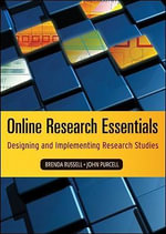 Online Research Essentials : Designing and Implementing Research Studies - Brenda Russell