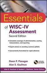Essentials of WISC-IV Assessment - Dawn P. Flanagan