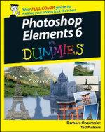 Photoshop Elements 6 For Dummies - Barbara Obermeier