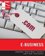 eBusiness : E-Commerce - Greg Holden