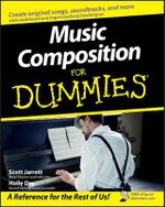 Music Composition For Dummies - Scott Jarrett