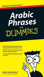 Arabic Phrases For Dummies - Amine Bouchentouf