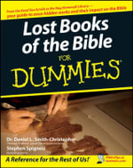 Lost Books Of The Bible For Dummies - Daniel L. Smith-Christopher