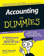 Accounting For Dummies, 4th Edition - John A. Tracy