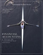 Financial Accounting : A Focus on Fundamentals - Jerry J. Weygandt