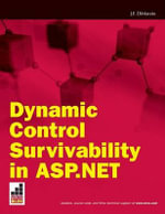 Dynamic Control Survivability in ASP.Net - Jerome Dimarzio