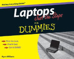 Laptops Just the Steps For Dummies : For Dummies (Lifestyles Paperback) - Ryan C. Williams